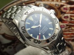 652) omega seamaster jacques mayol 1999 automatic