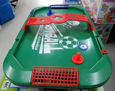 TABLE ICE HOCKEY FOOTBALL TOY SET FOR CHILDREN v2