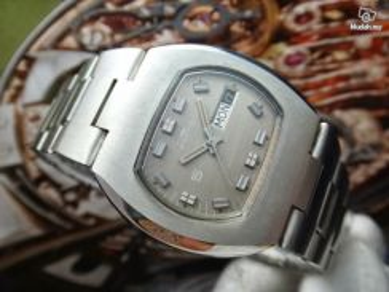 44) fortis vintage automatic men watch