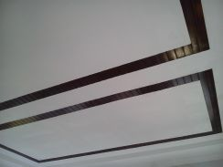 Plaster Ceiling + CT WOOD