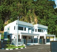 Excellant hilldise residence semi D within Ipoh City