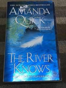 Novel Amanda Quick, The River Knows
