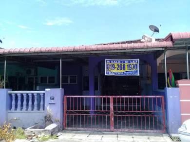 Single sty Taman Makmur Siput(U),Perak