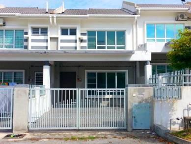 NEW Gated 2 Sty House, Hill Park 2, Freehold, 1400sf, Kajang