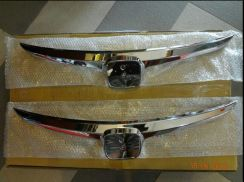 Chrome grill bumper pp Type R Civic FD