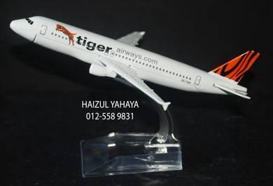 Tiger Air A320 - Aircraft Model 7