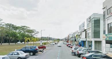 Seri Bangi Endlot Main Road Commercial Shop