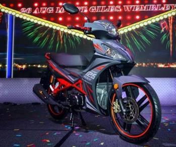 2017 SYM Sport Rider 125i (PROMO 1.00)