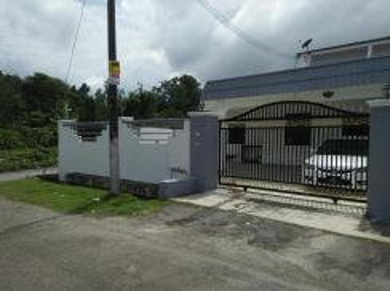 Taman perling single storey corner house, fully renovated