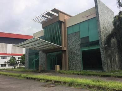 10 Acres Warehouse Factory with Office Westport Pulau Indah Port Klang