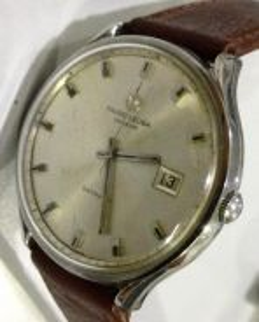 Jam lama Favre Leuba daymatic vintag watch