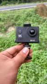 QOD Action Camera Full HD 4K
