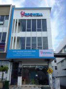 Tun Aminah shop lot beside Tasek Plaza (Top floor)