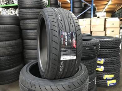 YOKOHAMA ADVAN FLEVA V701 255 35 18 Tyre TAYAR