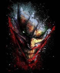 Poster joker 17