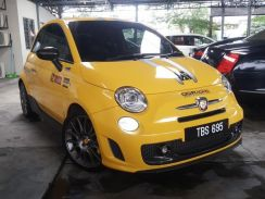 Used Fiat Abarth for sale