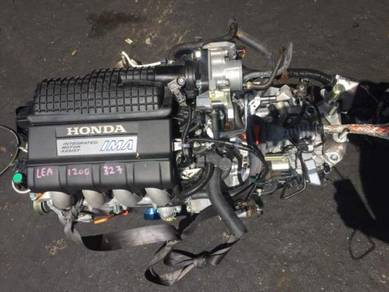 JDM Honda CR-Z Engine Empty ZF1 LEA-MF6 10-16 CRZ