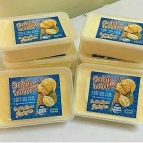 Aiskrim durian D24