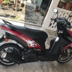 2014 Yamaha Ego LC