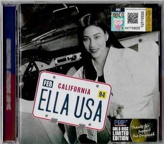 CD ELLA USA 94 Gold Disc Limited Edition