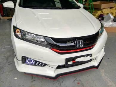 Honda city 2014-2016 mugen rs body kit