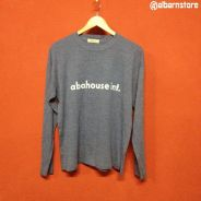 Baju brand ABAHOUSE longsleeve t shirt