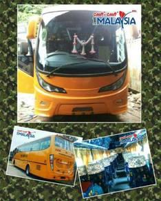 Bas Untuk Sewa / Bus Rental