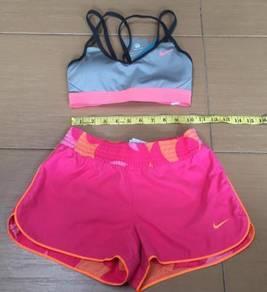 Nike sport bra for girl 150cm New item