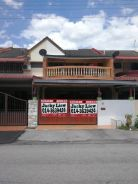 Double Storey Terrace House For Sale at First Garden, Ipoh
