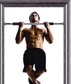 Bar Door Gym Chin Up Doorway Bina Otot Free Pos