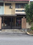 Taman Mulia,Bandar Tun Razak,Cheras.2-storey Terraced House For Sale,