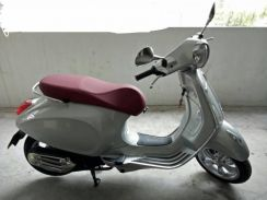 Vespa Primavera 150 (New - Almost)