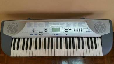 Casio CTK-230 Keyboard