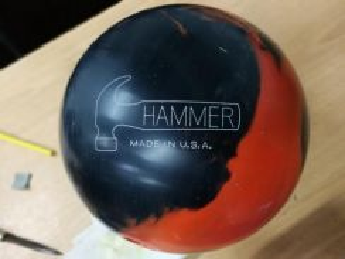 Hammer Black Widow Bowling