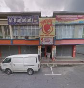 2sty shoplot at Taman Lagenda Suria, Hulu Langat