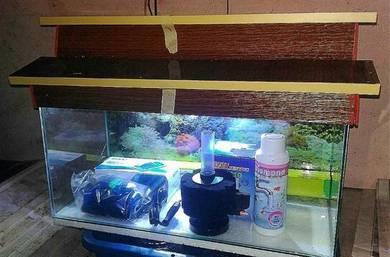 Akuarium Aquarium Pump Complete Set 02