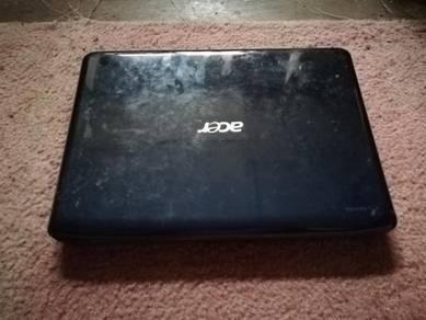 Laptop Acer buat spare parts