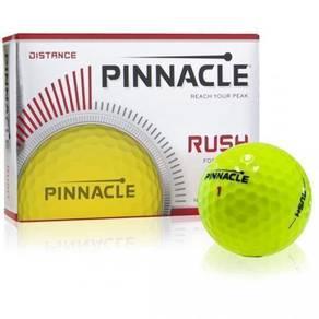 Pinnacle Rush Golf Ball Yellow