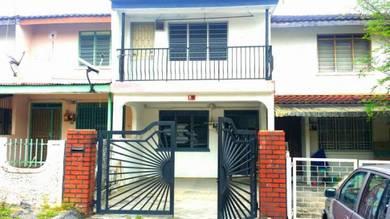 Renovated nice Cempaka good located Double Storey House