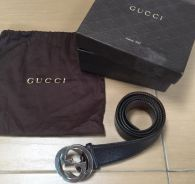 Authentic Gucci belt Italy Singapore orchard
