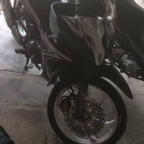 2010 Yamaha Lagenda 115