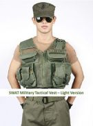 BPS SWAT Light Tactical Vest Hunting Paintball