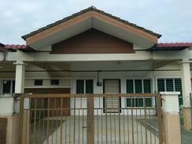 Rumah Teres Setingkat di Jalan Tanjung Lumpur-Kempadang