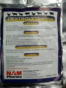 Vitamin n elektrolit utk ternakan