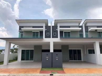 ˜️☄️☄️Final Phase Double Storey House In Tasek Ipoh
