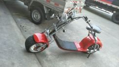 Harley Electric Scooter new (70km) Machang