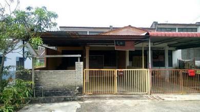 Rumah Teres 1 Tingkat Di Taman Murni Gurun