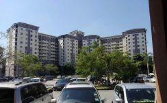 Putra Harmoni Apartment 1000ft