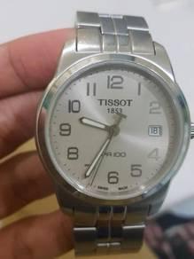 Original Pre-used TISSOT PR100