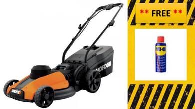 WORX WG717E Electric Lawn Mower 1400w 36cm